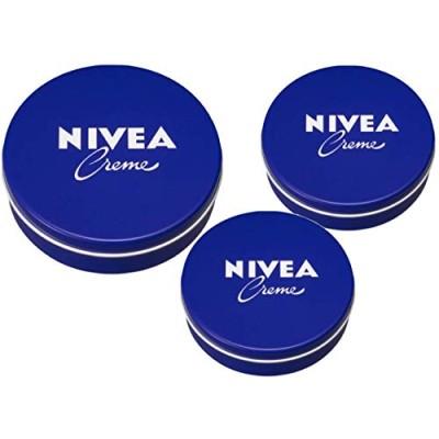 [3缶セット] NIVEA ニベア クリーム 特大サイズ 400g アルミ缶