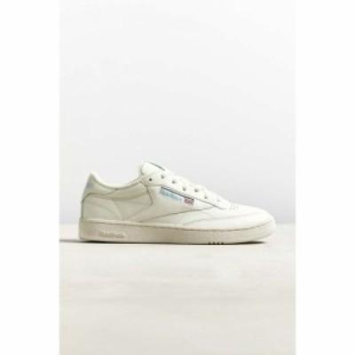 リーボック Reebok メンズ スニーカー シューズ・靴 UO Exclusive Club C 85 Sneaker White