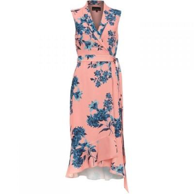 フェーズ エイト Phase Eight レディース ワンピース ワンピース・ドレス Felita Floral Dress Coral