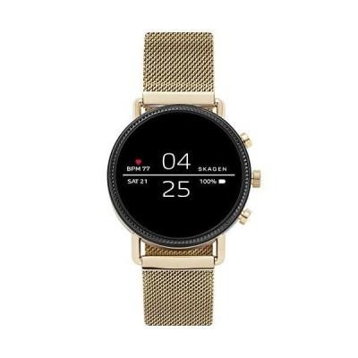 [スカーゲン] 腕時計 FALSTER2 SKT5111 レディース 正規輸入品 ゴールド