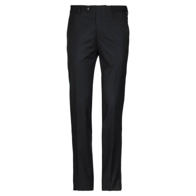 マニュエル リッツ MANUEL RITZ パンツ ブラック 46 ポリエステル 75% / レーヨン 25% パンツ