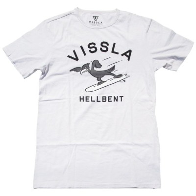 VISSLA(ヴィスラ)Hellbent(ヘルベント) S/S Tee (M422CHEL17SP)BON