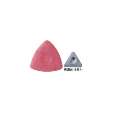 クロバー 三角チャコ 赤