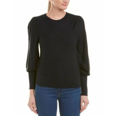 Joie ジョイー ファッション トップス Joie Noely Sweater L Blue