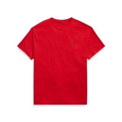 ラルフローレン メンズ Polo Ralph Lauren Classic Fit Crewneck T-Shirt Tシャツ 半袖 RL2000 RED