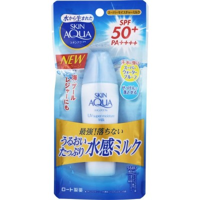 ロート製薬 SAスーパーMミルク 40ML