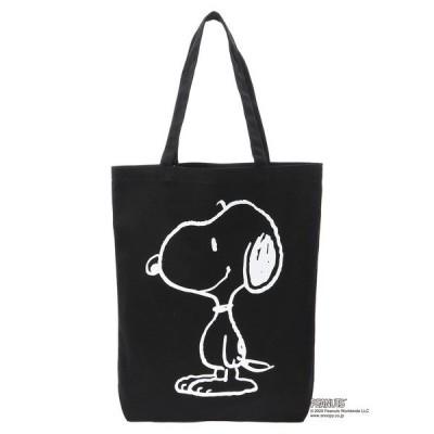 トートバッグ バッグ 【Snoopy】プリントトートバッグ*