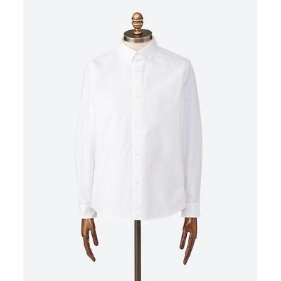 <A.P.C.(Men)/アーペーセー> ボタンダウンシャツ 25082170202 シロ【三越伊勢丹/公式】
