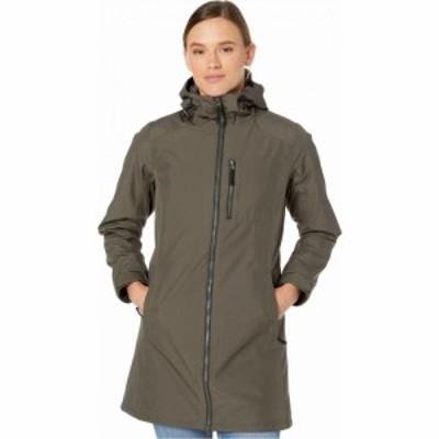 ヘリーハンセン Helly Hansen レディース ダウン・中綿ジャケット アウター Long Belfast Winter Jacket Beluga