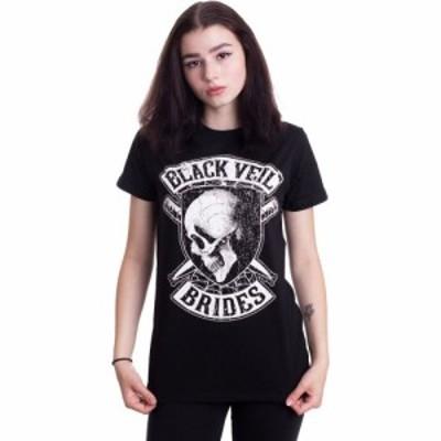 インペリコン Impericon レディース Tシャツ トップス - Hollywood - T-Shirt black