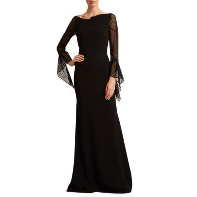 ローラン・ムレ レディース ワンピース トップス Hafren Lace Bell-Sleeve Gown