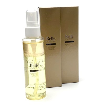 ◆新品・未使用 ★Bell continu 〜お肌に潤いを〜 Ddローションオイルミスト オイル&美容液 2層式ローション × 2本セット