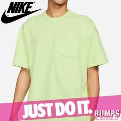 NIKE ナイキ ポケットTシャツ ポケT 丸首 半袖 メンズ プレミアム エッセンシャル ロゴ スポーツウェア トップス 新作