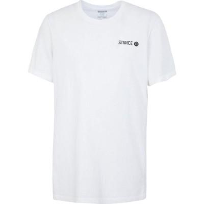 スタンス STANCE メンズ Tシャツ トップス T-Shirt White