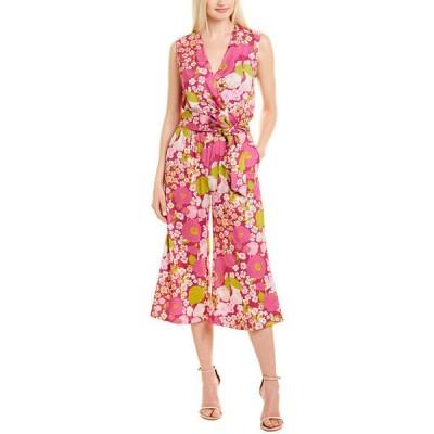 ジュリーブラウン ワンピース トップス レディース Julie Brown Jumpsuit pink Versailles