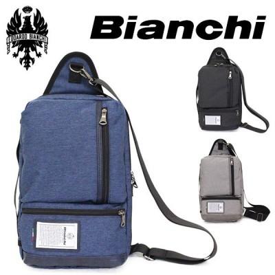 Bianchi(ビアンキ) NBTC-49C DIBASE ディバーゼ 4wayボディバッグ 全3色 BIA014