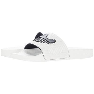 アディダススケートボーディング Shmoofoil Slide メンズ サンダル White/Black/White