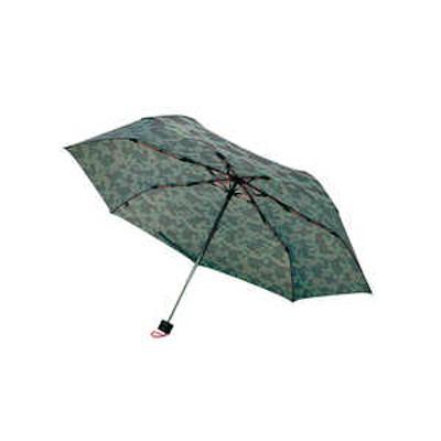 MABU 高強度折りたたみ傘 ストレングスミニ カーキカモ [雨傘 /メンズ /58cm] Uカーキカモ SMV40363