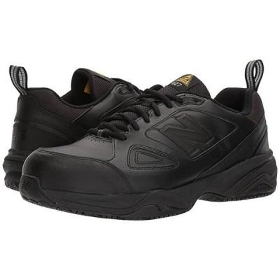 ニューバランス 627v2 メンズ スニーカー 靴 シューズ Black/Black