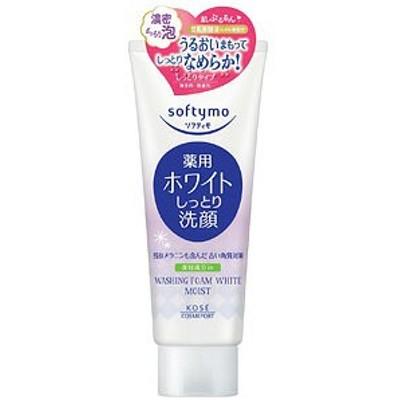 ソフティモ 薬用洗顔フォーム ホワイト しっとり 150g