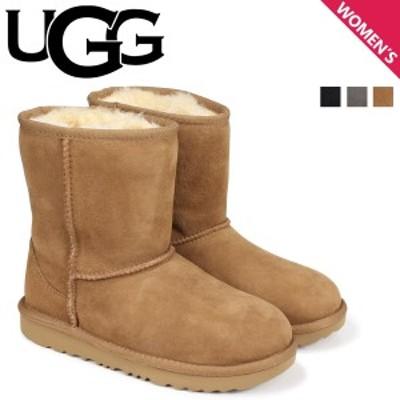 UGG アグ ムートン ブーツ クラシック 2 CLASSIC II 1017703K レディース キッズ