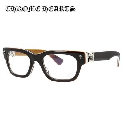 クロムハーツ メガネ フレーム Chrome Hearts メンズ 男性 レディース 女性 老眼鏡 PC眼鏡 BANGADANG I BRBBR 50