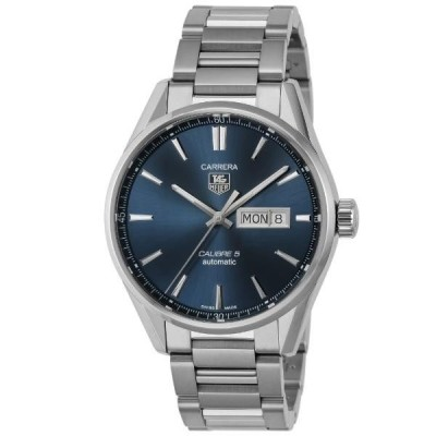タグホイヤー 腕時計 メンズ カレラ キャリバー5 デイデイト WAR201E.BA0723
