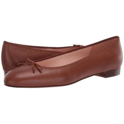 ジェイクルー J.Crew レディース スリッポン・フラット シューズ・靴 Leather Uptown Classic Ballet Warm Sepia
