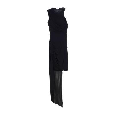 イッサ ISSA ミニワンピース&ドレス ブラック 6 レーヨン 100% ミニワンピース&ドレス