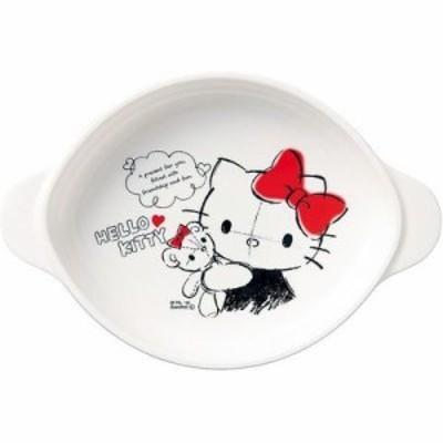 オーエスケー RHL8201 ポリプロピレンお子様食器「ハローキティ」(小皿 CB-34)