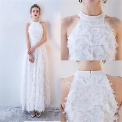 結婚ドレス キャミソールオフショルダー ウェディングドレス 白 二次会 花嫁 カラードレス 大きいサイズ ウェディング 大人気 白ドレス
