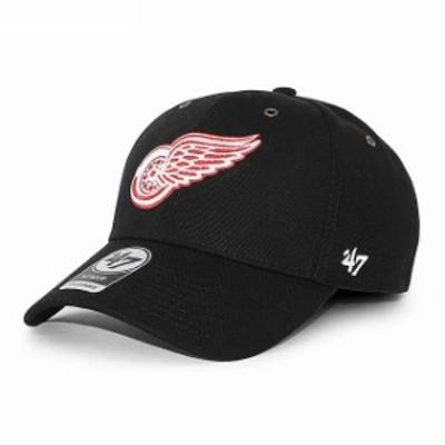 新品 47 Brand x カーハート Carhartt hq-boyls103duv-bk デトロイト レッドウイングス MVP CAP キャップ BLACK ブラック ヘッドウェア