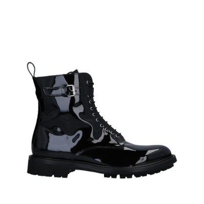BELSTAFF ショートブーツ ファッション  レディースファッション  レディースシューズ  ブーツ  その他ブーツ ブラック