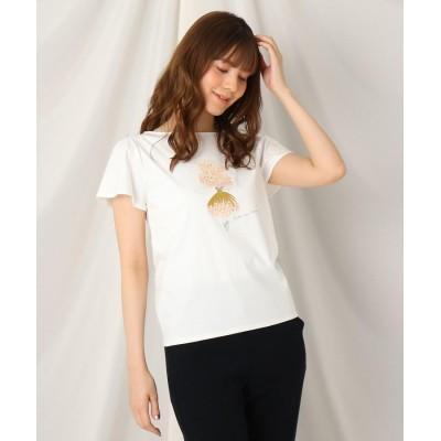 Couture Brooch(クチュールブローチ) バレリーナプリントTシャツ