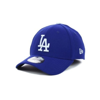ニューエラ メンズ 帽子 アクセサリー Los Angeles Dodgers MLB Team Classic 39THIRTY Stretch-Fitted Cap