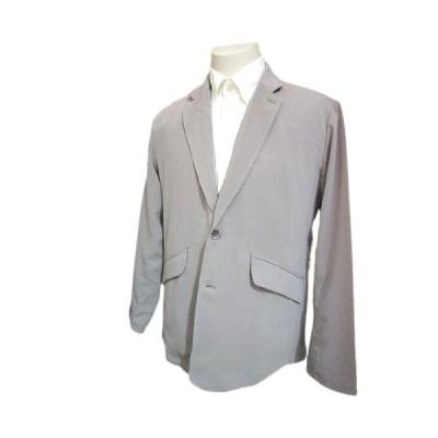 ジャケット メンズ 紳士服 halham ハルハム 春夏 ストレッチ テーラードジャケット 柔らか 軽い カジュアルジャケット メンズ ブランド