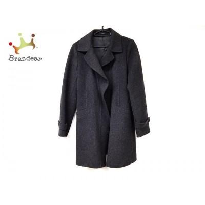 アルチザン ARTISAN コート サイズ9 M レディース 美品 ダークグレー 冬物   スペシャル特価 20200427