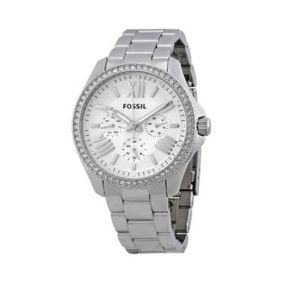 腕時計 ウォッチ フォッシル Fossil Cecile マルチファンクション ステンレス スチール レディース 腕時計 AM4481