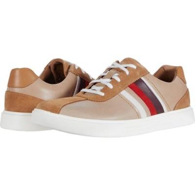 クラークス Clarks メンズ スニーカー シューズ・靴 Un Costa Band Sand Leather/Suede Combi