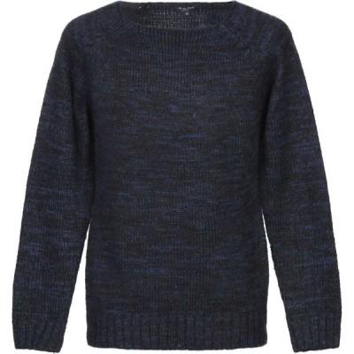ヘンリースミス HENRY SMITH メンズ ニット・セーター トップス sweater Dark blue