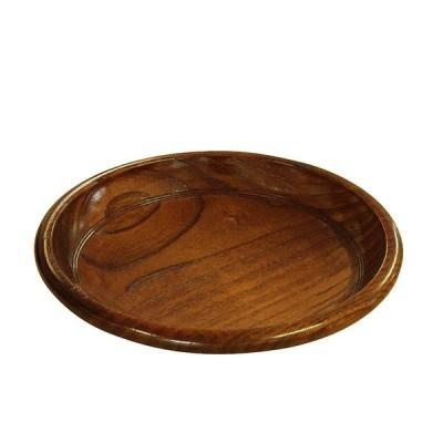 かのりゅう 木製食器 7寸鉄鉢 JA17-14-11s    キャンセル返品不可 他の商品と同梱・同時購入不可