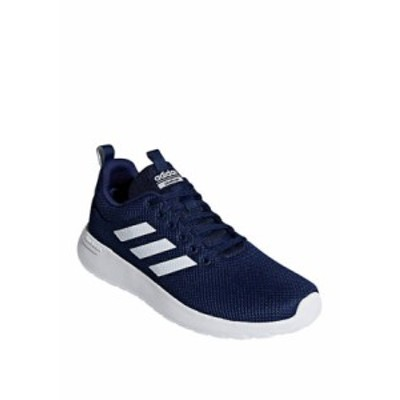 アディダス メンズ スニーカー シューズ Lite Racer Running Shoes Dark Blue