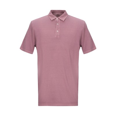 アルテア ALTEA ポロシャツ ガーネット S コットン 100% ポロシャツ