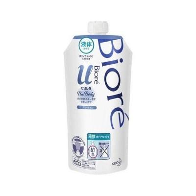 花王 ビオレu ザ ボディ The Body 液体ピュアリーサボンの香り 詰替え用 340ml ボディソープ