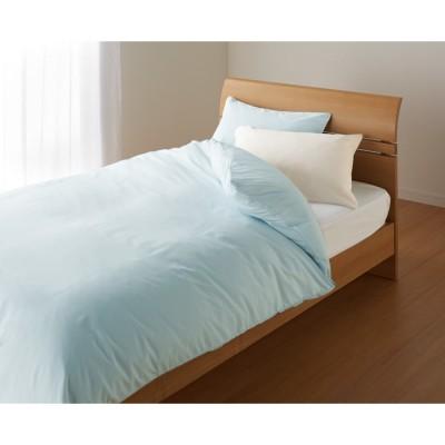 ベッド 寝具 布団 布団カバー シーツ類 機能カバーリング シングルロング(ミクロガード(R)スタンダードシーツ&カバーシリーズ 掛けカバー) 566129