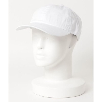 帽子 キャップ 【NEWHATTAN/ニューハッタン】 無地 ベーシックデザイン 6パネル ユニセックスデザイン ツイルローキャップ NH1400