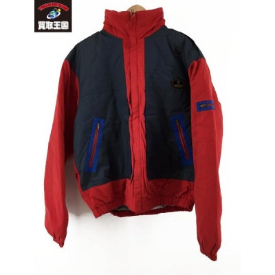 オールド MONCLER スキージャケット 赤