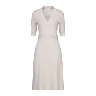 STEFANEL チューブドレス ファッション  レディースファッション  ドレス、ブライダル  パーティドレス ベージュ