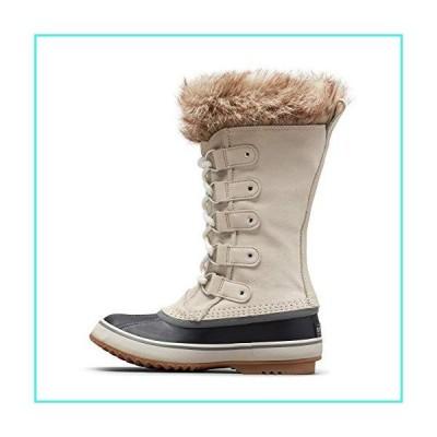 【新品】Sorel Women's Snow Winter Boots, Beige Dark Stone Sea Salt, 39.5(並行輸入品)