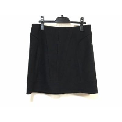 ボディドレッシングデラックス BODY DRESSING Deluxe スカート サイズ38 M レディース 黒【中古】20190709